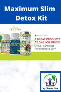 Maximum Slim Detox Kit