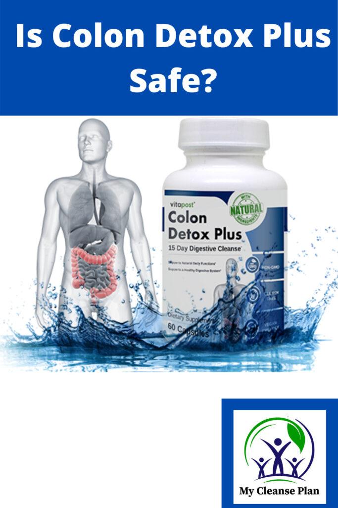 What Is Colon Detox Plus