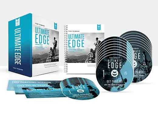 Tony Robbins ultimate Edge