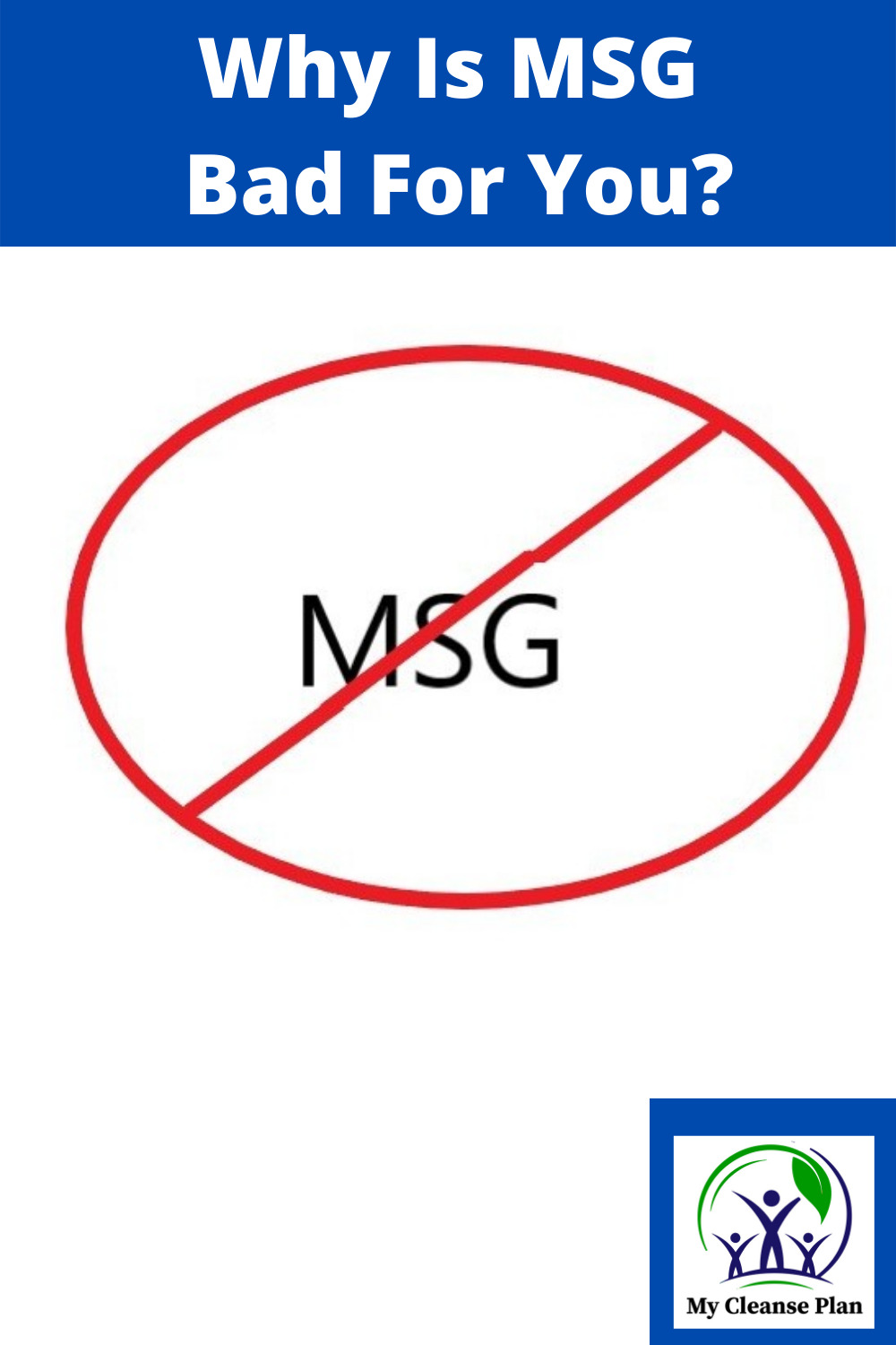 Why Is MSG Bad For You