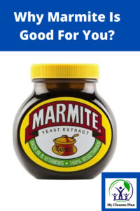 Why Marmite Is Good For You