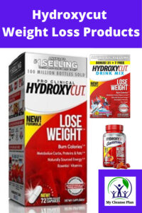 Hydroxycut Weight Loss Products Review