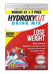 hydroxycut drink mix
