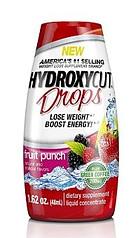 hydroxycut drops