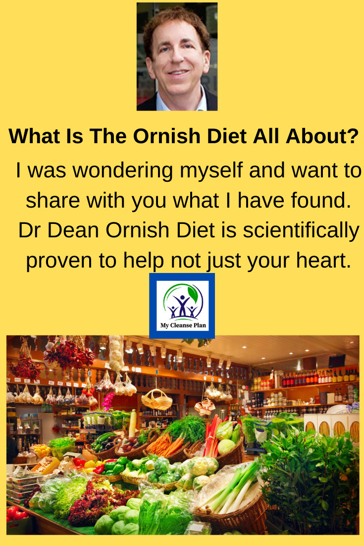 What Is The Ornish Diet All About