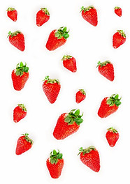 strawberries are good