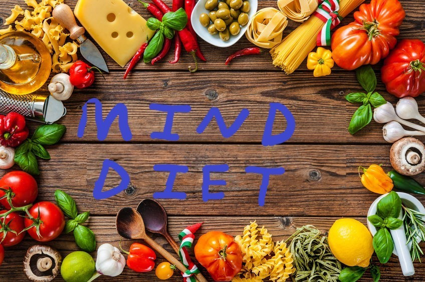 what to eat on the mind diet