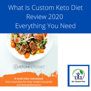Custom Keto Diet Plan Review 2020