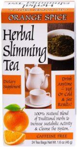 Orange Spice Slimming Tea