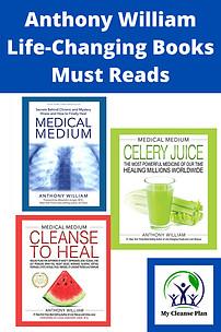 Must Read Antony William Books
