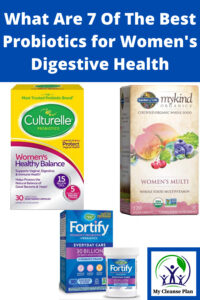 What Are 7 Of The Best Probiotics for Women's Digestive Health